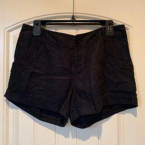 Juicy Couture Linen Blend Shorts